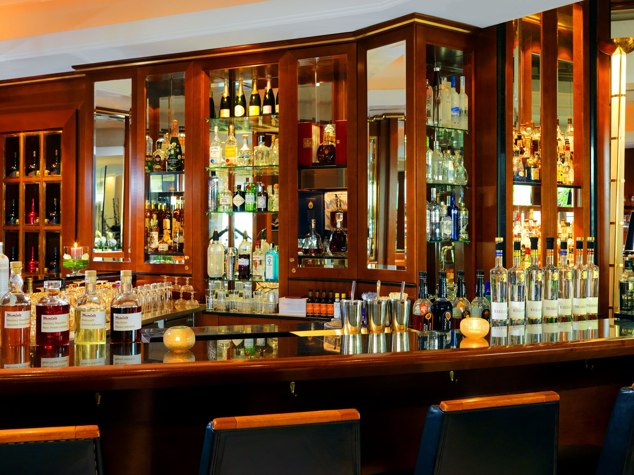 Bar in Munich - The Westin Grand Munich Hotel