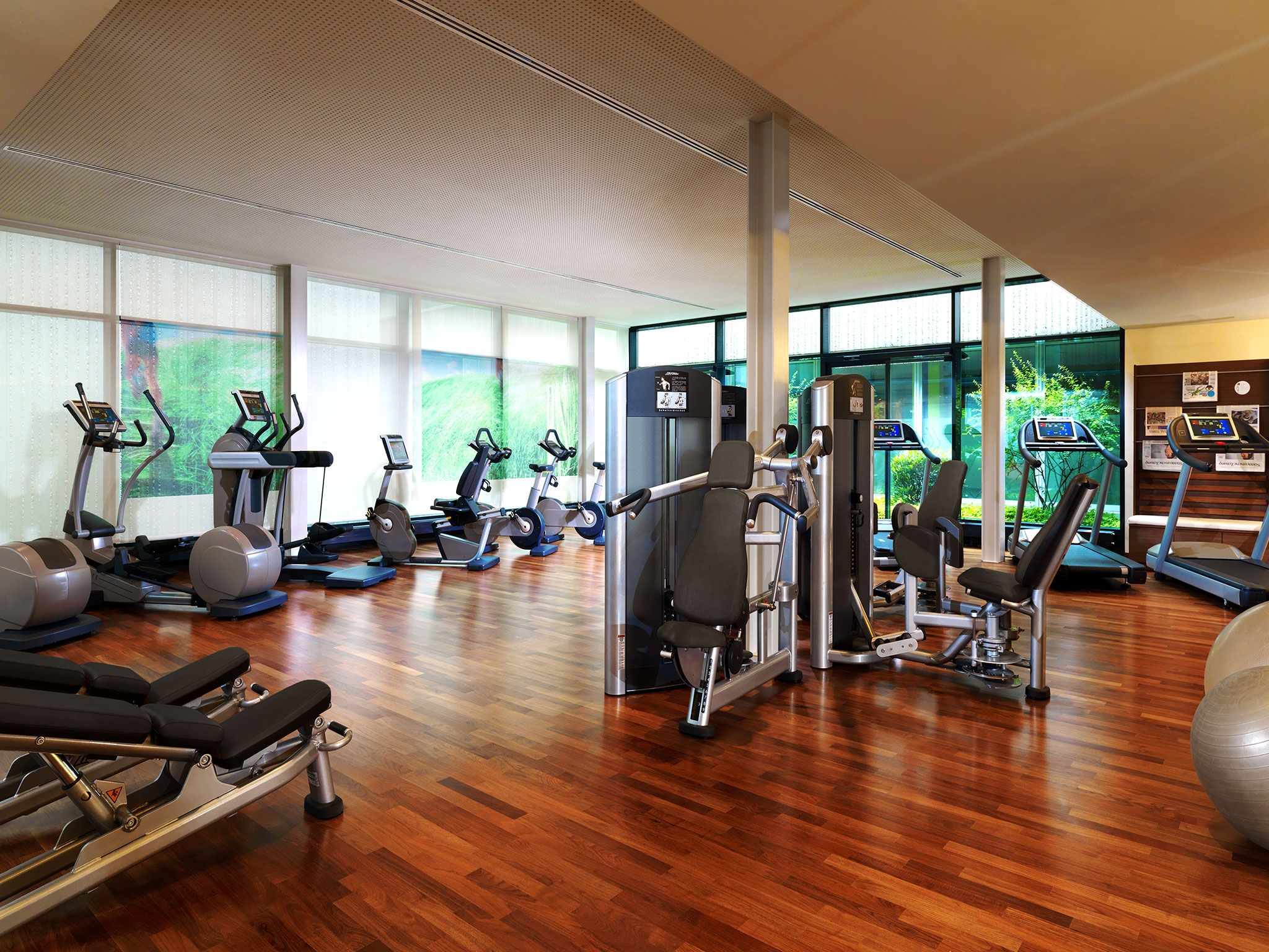 Westin Workout - The Westin Grand